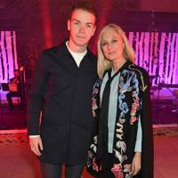Will Poulter and Joely Richardson