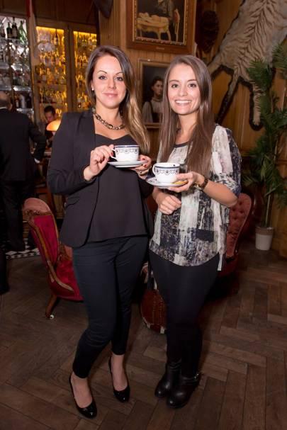 Jenia Matthews and Charlotte Brooks