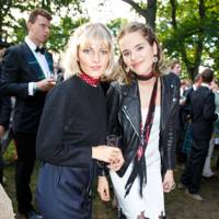 Poppy Vere Nicoll and Frankie Herbert