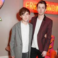 Alex Lawther and Matthew Beard
