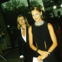 Mrs Sten Bertelsen and Trinny Woodall