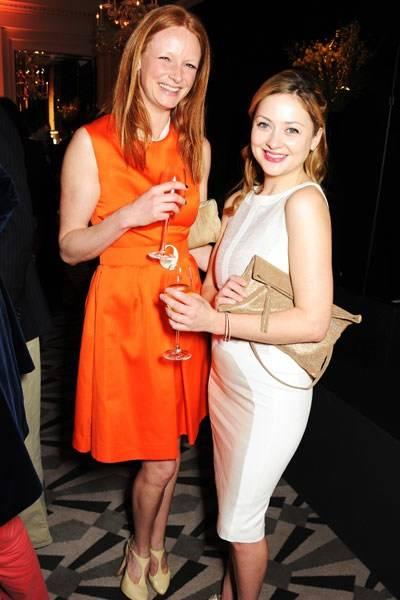 Olivia Inge and Kathryn Parsons
