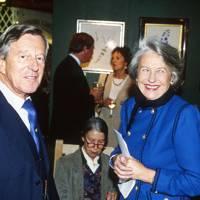 Edward Dawe and Mrs Edward Dawe