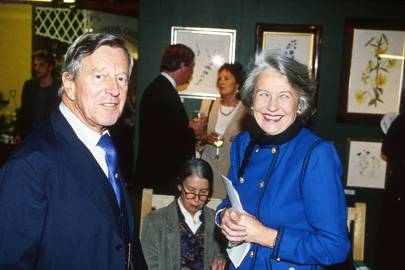 Edward Dawe and Mrs Edward Dawe