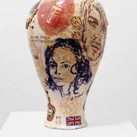 Sex and Drugs and Earthenware by Grayson Perry 1995