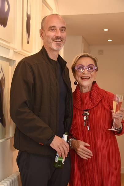 Dan Welldon and Estela V. Welldon