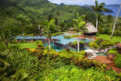 The Hilltop Estate on Laucala Island Resort, Fiji