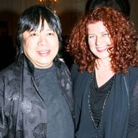 Alvin Leung and Monica Brown