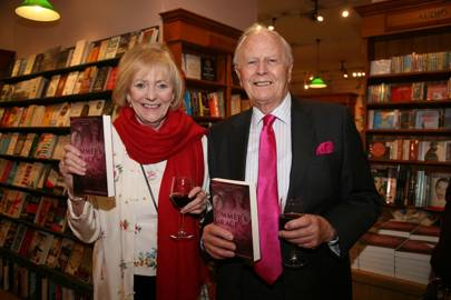 Lady Hannam and Sir John Hannam
