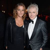 Tracey Emin and Nick Rhodes