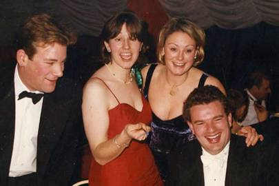 Rupert Lockwood, Lucy Metcalfe, Kate Conolly and Johnny Gundle