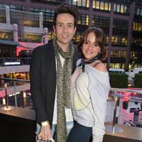 Nick Grimshaw and Jaime Winstone