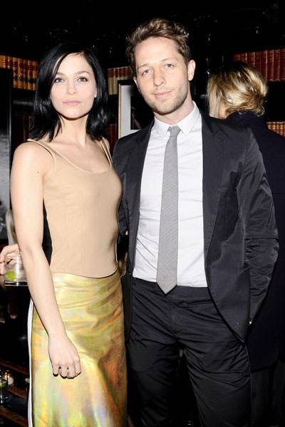 Leigh Lezark and Derek Blasberg