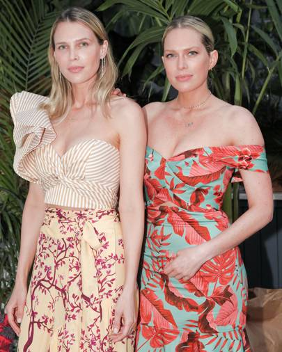 Erin Foster and Sara Foster