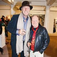 Richard Strange and Richard Wilson