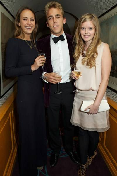 Lavinia Brennan, Will Wells and Katie Readman