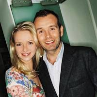 Abby Walters and Piers Adam