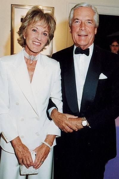 Mr and Mrs John Loudon