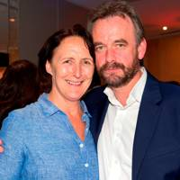 Fiona Shaw and John Berry