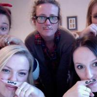 Pencil Agency moustache gang