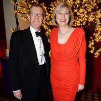 Philip John May and Theresa May