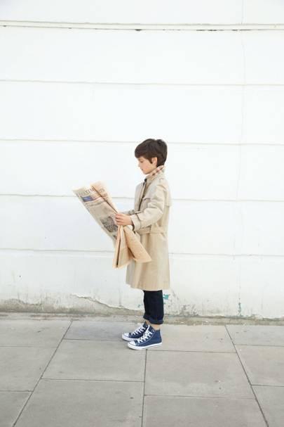 Tatler Schools Guide 2015 Fashion Story Burberry Paul