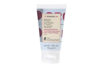 Korres Antispot hand cream