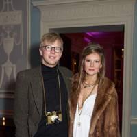 Nicholas Hayne and Katie Thomas