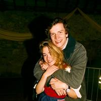 Angela Markham and Antoine Durum