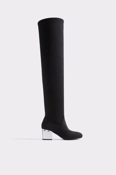 Aldo thigh-high boots