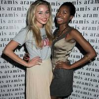 Noelle Reno and Tolula Adeyemi