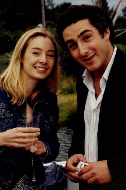 Catherine Meldrum and Luca Del Bono