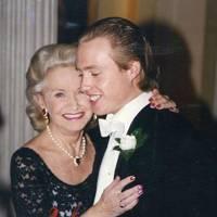 Mrs Joseph Bamford and Joe Bamford