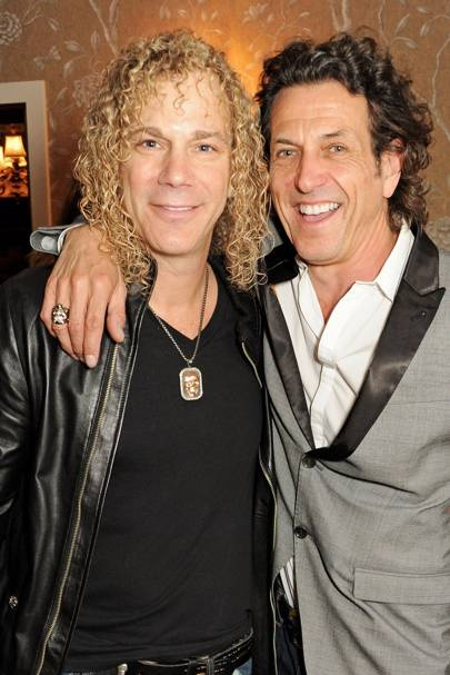 Stephen Webster and David Bryan