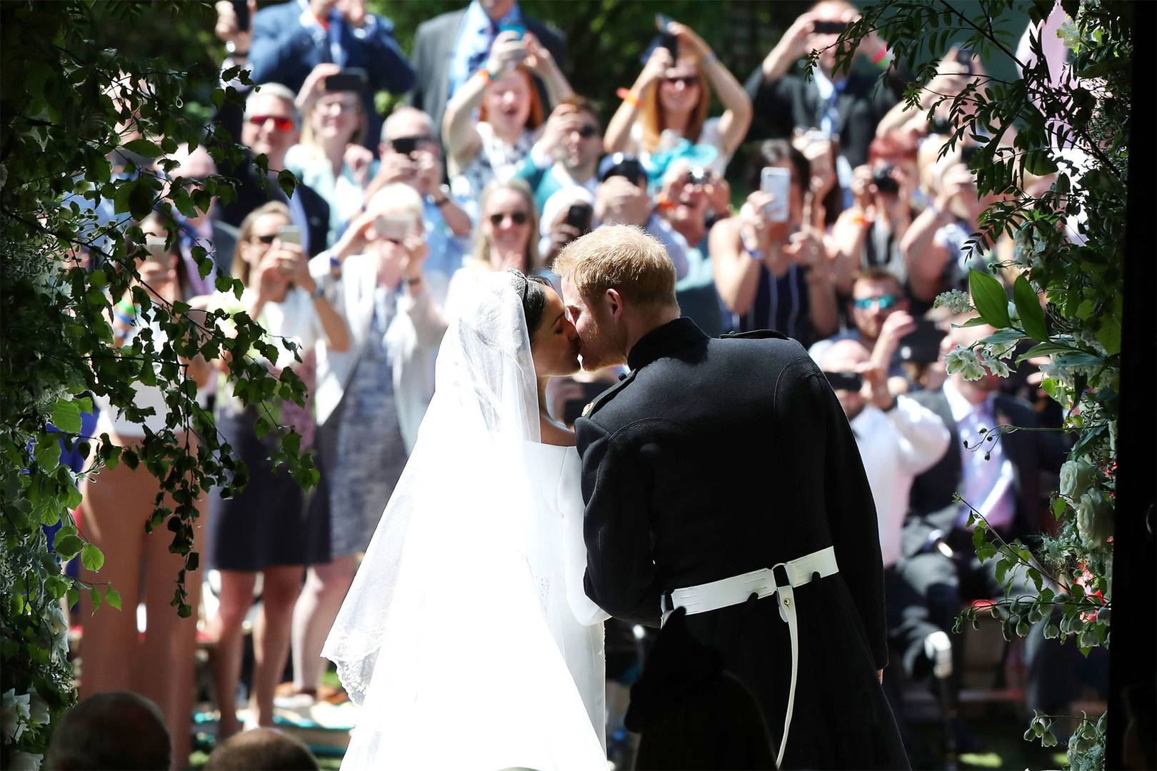 The Best Prince Harry And Meghan Markle Wedding Pictures