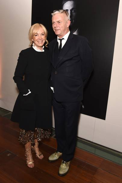 Sally Greene and Stephen Daldry