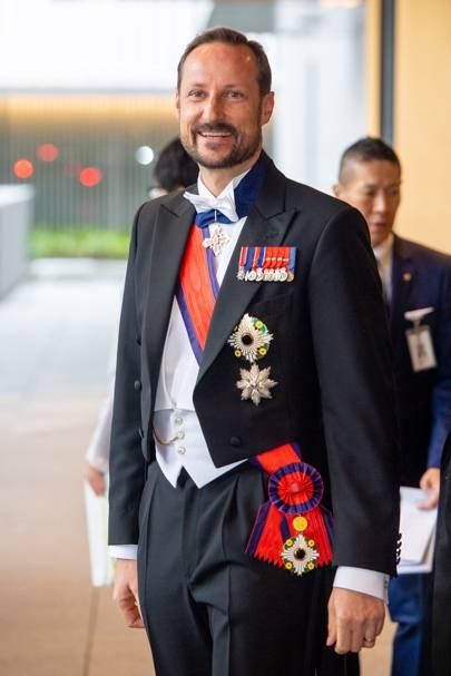 Haakon, Crown Prince of Norway