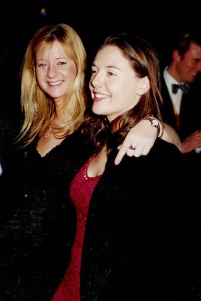 Clarissa Ralston-Saul and Louise Armitstead