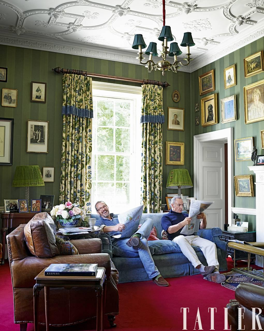 Royal Newlywed Lord Ivar Mountbatten Opens Up Tatler