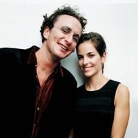 Oliver Fetiveau and Octavia Khashoggi