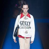 Gucci at Milan Fashion Week S/S18