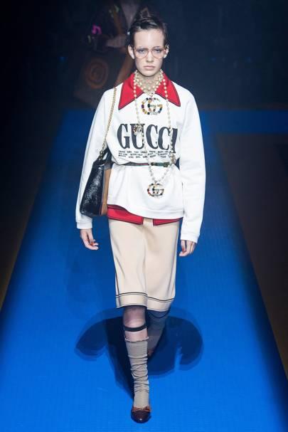 Gucci at Milan Fashion Week S/S18