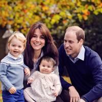 Prince George, The Duchess of Cambridge, Princess Charlotte and the Duke of Cambridge
