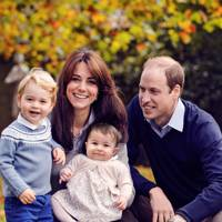 Prince George, The Duchess of Cambridge, Princess Charlotte and the Duke of Cambridge