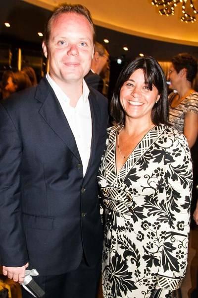 Marco Groten and Renee Shemwell