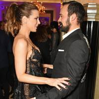 Kate Beckinsale and Evgeny Lebedev