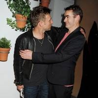 Damon Albarn and Rufus Norris