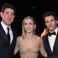 John Krasinski, Emily Blunt and James Marsden