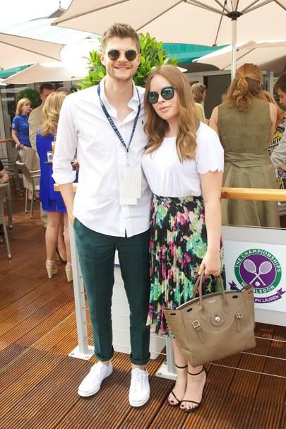 Ralph Lauren and GQ party at Wimbledon - Wimbledon 2015 ...