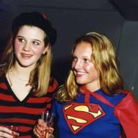 Edwina Higham and Margaret Henry